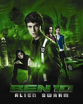 Poster de Invasão Alienígena