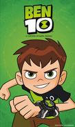 Ben 10 reboot poster