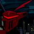 Red ninja character
