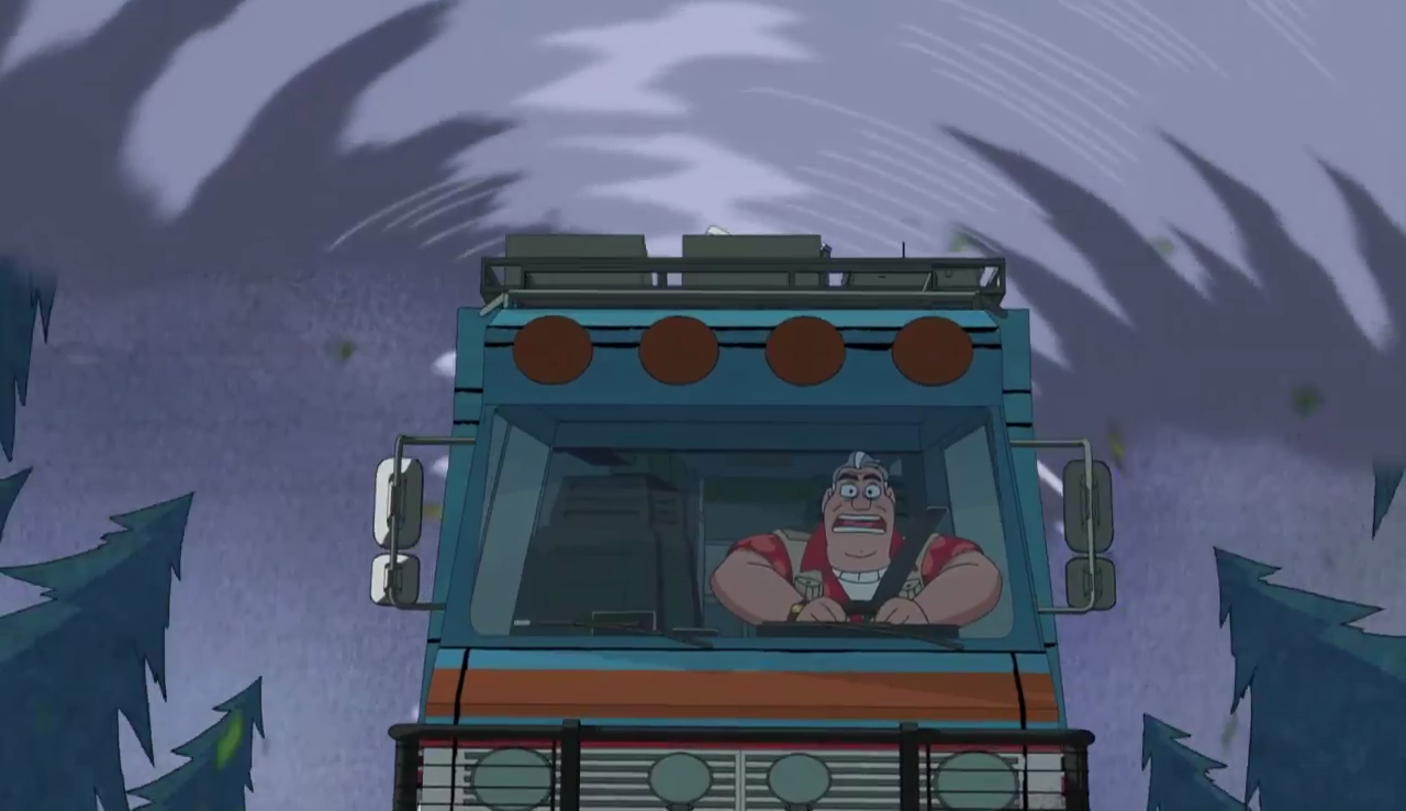 Riding the Storm Out   Ben 10 Wiki   FANDOM powered by Wikia