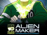 Ben 10 Força Alienígena: Criador Alien