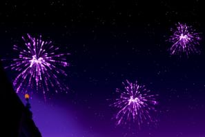 Fireworks Feitiços