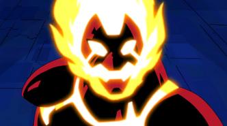 Fuego en omniverse