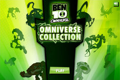 Ben 10 Omniverse - Omniverse Collection
