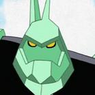 Diamondhead os character