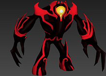Malware from ben 10 omniverse the video game