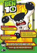 Meet the Aliens Cannonbolt