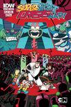 SUPER SECRET CRISIS WAR! Issue 2