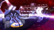 Bala de Canhão em Galactic Racing