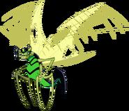 Stinkfly - Ben 10 Omniverse