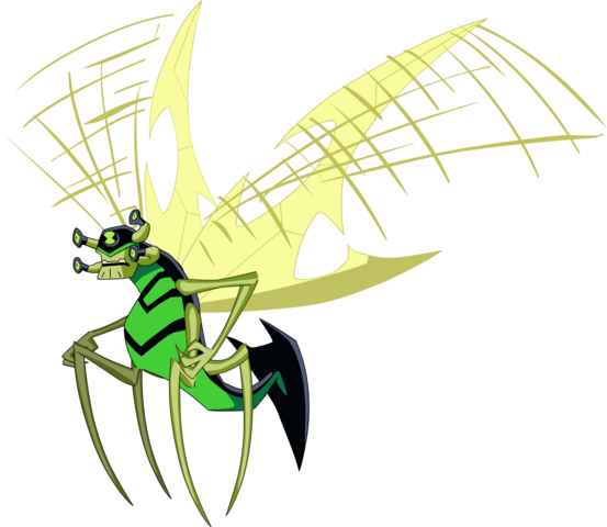 File:Stinkfly - Ben 10 Omniverse.png