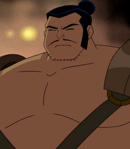 Tabber de Ishiyama na Série Original
