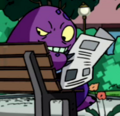 Violet worst