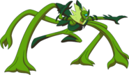 Reboot Wildvine Pose 2