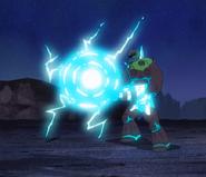 Bolas de energía Shock Rock
