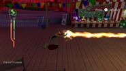 Swampfire shooting