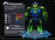 Hernomossauro Supremo em Project Exonalt