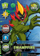 Swampfire IHT Card Number 4
