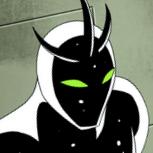 Alien x af character