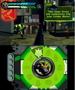 Ben 10 Omniverse Rook DS