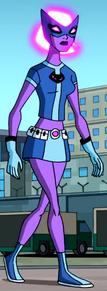 Gwen anodite look omniverse