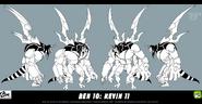 Kevin 11 mutation 2