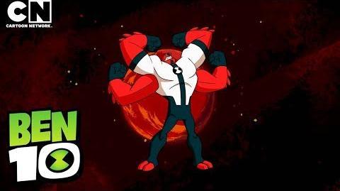 Ben 10 Four Arms' Alien World Episode 3 Cartoon Network