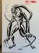 Feedback Concept Art by Dave Johnson