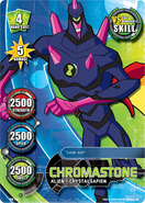 Chromastone PotO Card Number 4