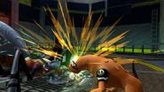 Ben 10 Omniverse The Game Wildmutt