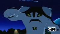 Cannonbolt Supremo al final de Its Not Easy Being Gwen