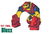 Bloxx Concept Art