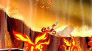 Fire birbs