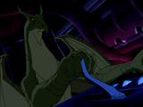 Dragón alienígena