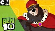 Ben 10 Singing and Dancing Bear Cartoon Network