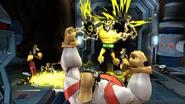 Ben 10 Omniverse 2 - Shocksquatch