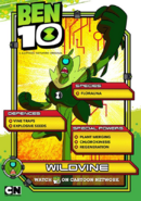 Meet the Aliens Wildvine