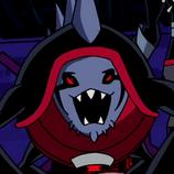 Negative Articguana character