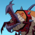 Slamworm character