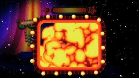 """Ben 10 Ultimate Alien-Alien Of Month """"ULTIMATE SWAMPFIRE"""" October 2011"""