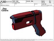 Inspector 13 pistol OV 1