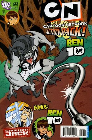 Cartoon Network Action Pack 22