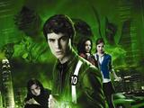 Ben 10: Alien Swarm/Cast