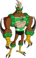 Kickin Hawk Omniverse