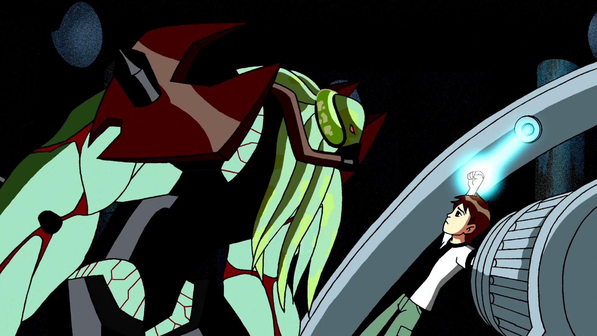 Vilgax's Hunt for the Omnitrix Arc   Ben 10 Wiki   FANDOM ...