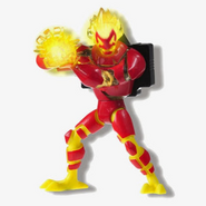 Heatblast toy new