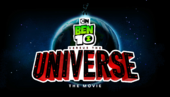 Ben 10 Versus the Universe The Movie Widescreen Poster