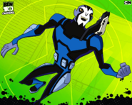 Ben 10 Omniverse - Rook Blonko Wallpaper