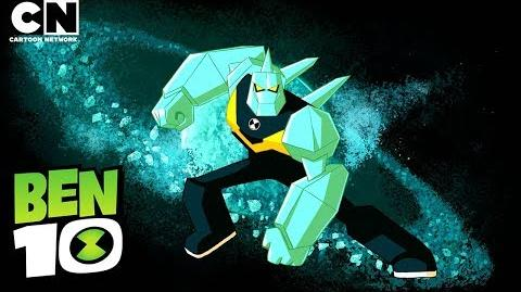 Ben 10 Diamondhead's Alien World Episode 1 Cartoon Network