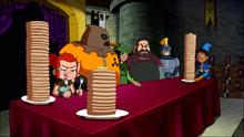 Assault on Pancake Palace temp